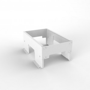 Adjustable console Anna