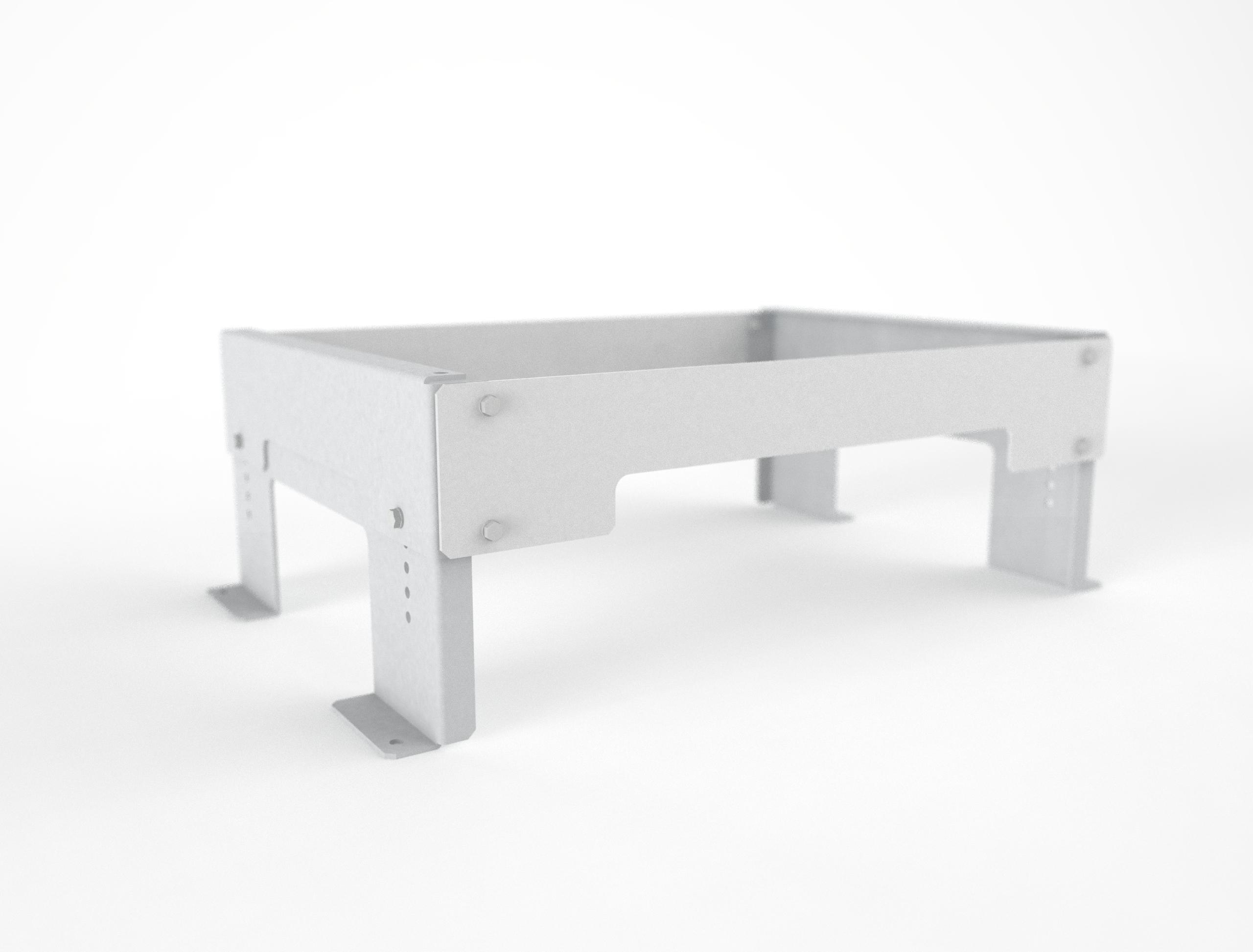 Adjustable console Nova oil mist separator