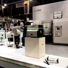A successful trade show in Holland